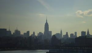 Manhattan Skyline, 2007